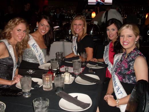 Miss North Dakota 2011 Beth Dennison